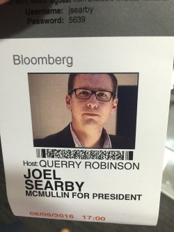 Bloomberg Press Pass